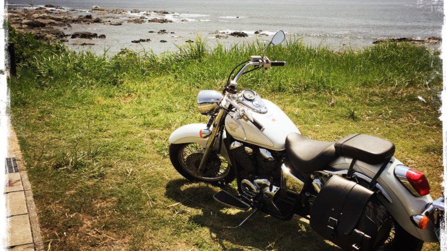 バイクが好きな理由。〜バイクは基本辛い〜